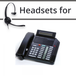 Headsets for Nortel M2616