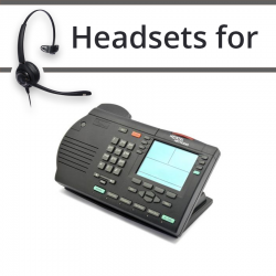 Headsets for Nortel M3904