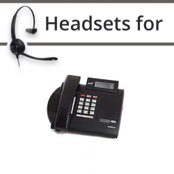 Headsets for Nortel M7100N