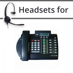 Headsets for Nortel M7310N