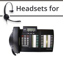 Headsets for Nortel M7324N