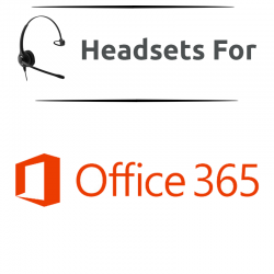 Headsets for Office 365