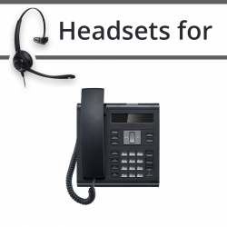 Headsets for Unify Siemens OpenScape IP 35G Eco
