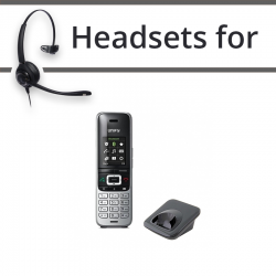 Headsets for Unify Siemens Openscape S5