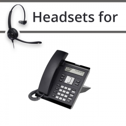 Headsets for Unify Siemens OpenScape IP 35G HFA