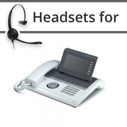 Headsets for Unify Siemens OpenStage 40