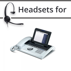 Headsets for Unify Siemens OpenStage 60