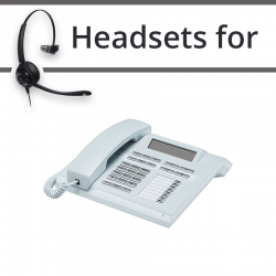 Headsets for Unify Siemens Openstage 30
