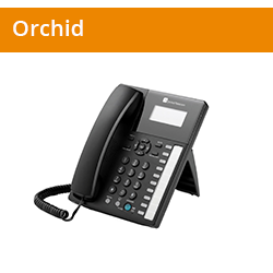 Orchid System Handsets