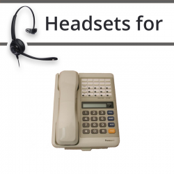 Headsets for Panasonic VA-12022