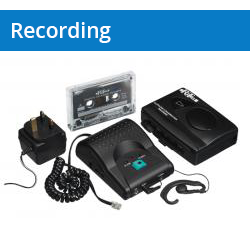 Call Recording Equipment