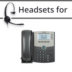 Headsets for Cisco SPA514G