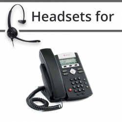 Headsets for Polycom Soundpoint IP 330