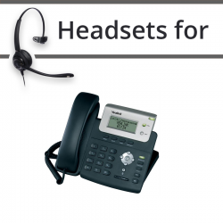 Headsets for Yealink SIP-T20P