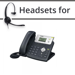 Headsets for Yealink SIP-T21P