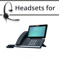 Headsets for Yealink T56A