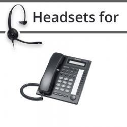 Headsets for Panasonic KX-T7730E