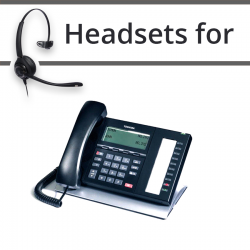 Headsets for Toshiba IP5022F-SD