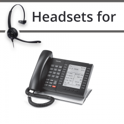 Headsets for Toshiba DP5130F-SDL