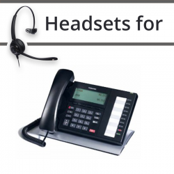 Headsets for Toshiba IP5122F-SD
