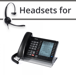 Headsets for Toshiba IP5131F-SDL