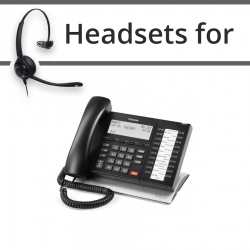 Headsets for Toshiba IP5132F-SD