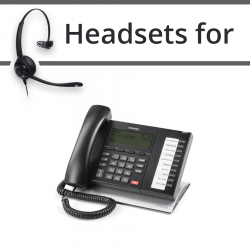 Headsets for Toshiba IP5522-SD