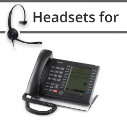 Headsets for Toshiba IP5531-SDL