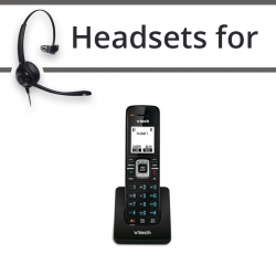 Headsets for VTech Eris Terminal VSP601A