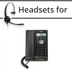 Headsets for VTech Eris Terminal VSP716A