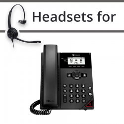 Headsets for Polycom VVX 150