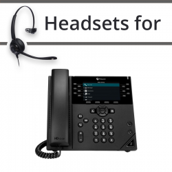 Headsets for Polycom VVX 450