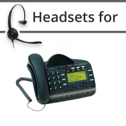 Headsets for BT Versatility V16
