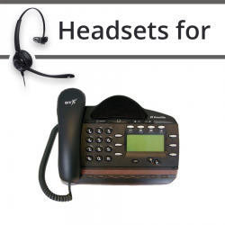 Headsets for BT Versatility V8