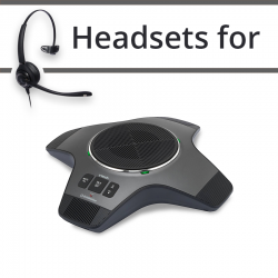 Headsets for Vtech Eris Terminal VCS850