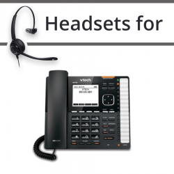 Headsets for Vtech Eris Terminal VSP605
