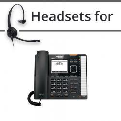 Headsets for Vtech Eris Terminal VSP736