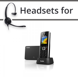 Headsets for Yealink W52P