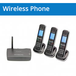 Wireless Phone Systems (Plug & Play)
