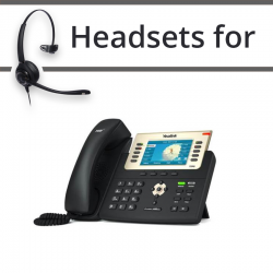 Headsets for Yealink SIP-T29P