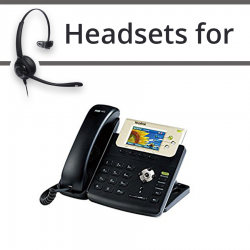 Headsets for Yealink SIP-T32G