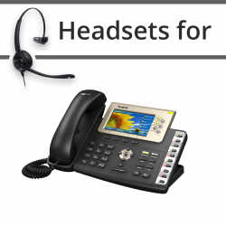 Headsets for Yealink SIP-T38G