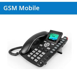 GSM Desk Phones, Mobiles & Gateways