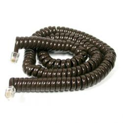 Handset Curly Cords