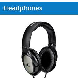 Headphones with 3.5mm Jack
