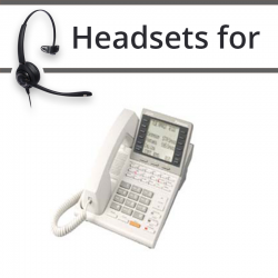 Headsets for Panasonic KX-T7235E
