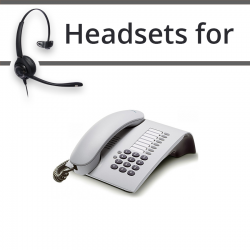 Headsets for Unify Siemens - Optipoint 500 Entry