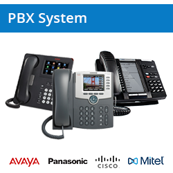 Telephone Handsets <br> (Digital for PBX Systems)