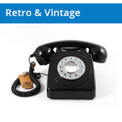 Replica, Vintage, Decorative & Novelty Telephones