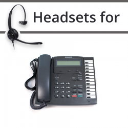 Headsets for Samsung KPDCS-12B